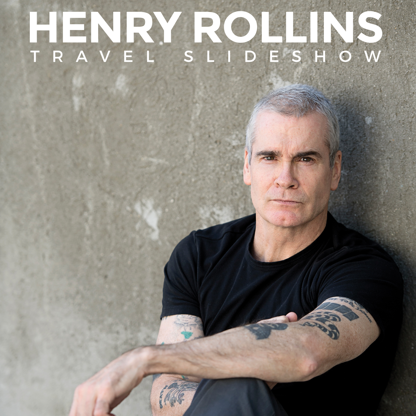 Henry Rollins – Travel Slideshow