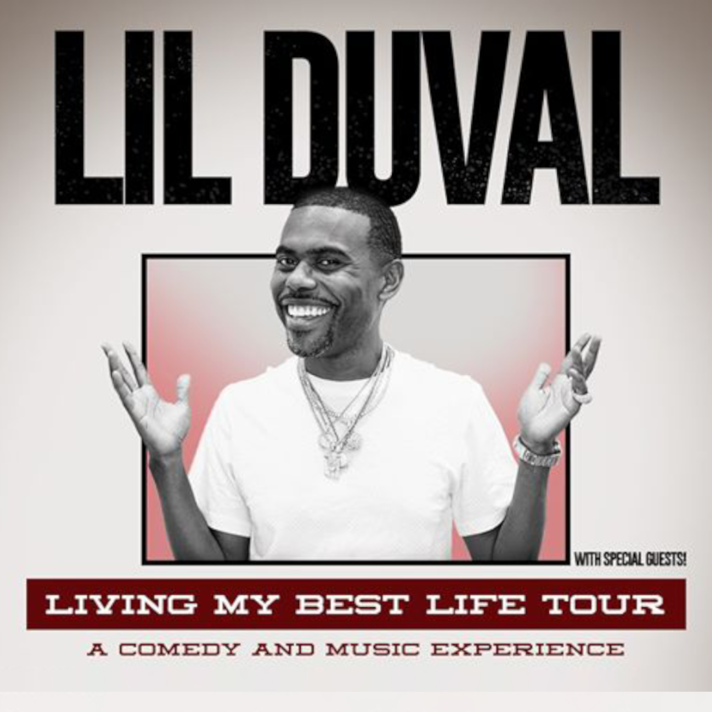 Lil Duval: Living My Best Life Tour