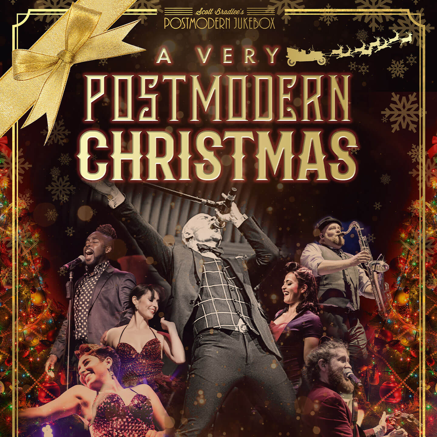 Postmodern Jukebox: A Very Postmodern Christmas