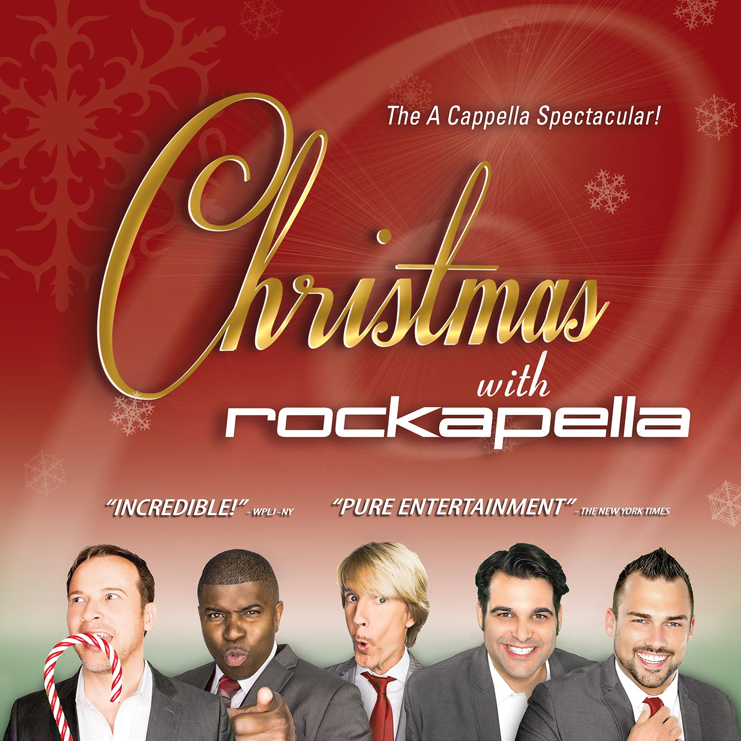 A Rockapella Christmas